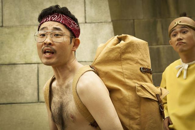 今野浩喜の「珍遊記」の画像