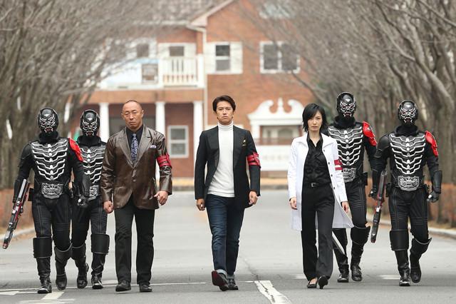 長澤奈央の「仮面ライダー1号」の画像