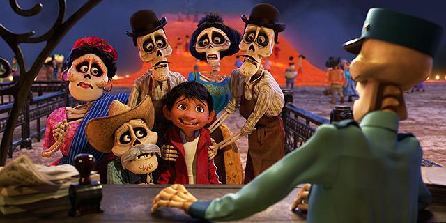 ミゲルと家族の画像