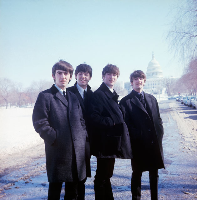 ジョージ・ハリスンの「ザ・ビートルズ EIGHT DAYS A WEEK The Touring Years」の画像