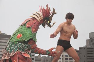 大怪獣モノの予告編・動画