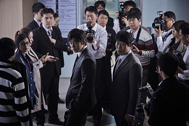 ユン・ゲサンの「国選弁護人ユン・ジンウォン」の画像