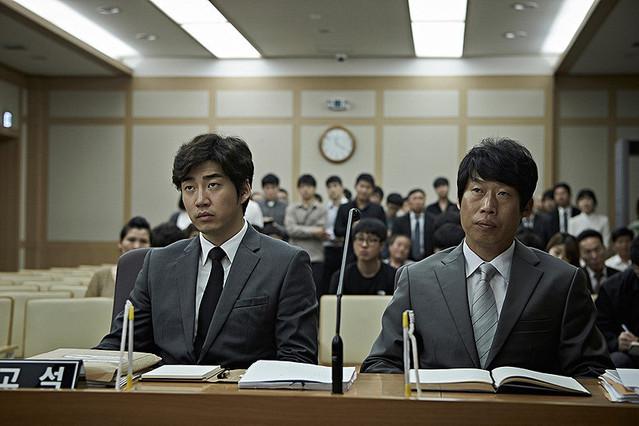 国選弁護人ユン・ジンウォン