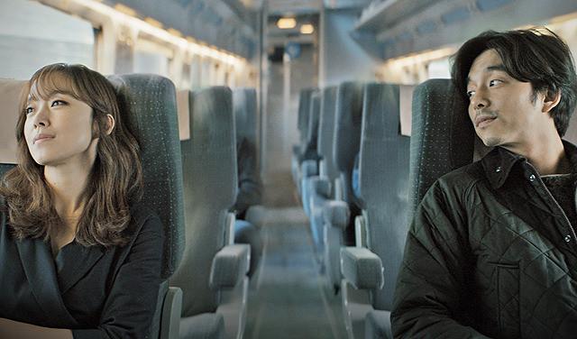 チョン・ドヨンの「男と女」の画像