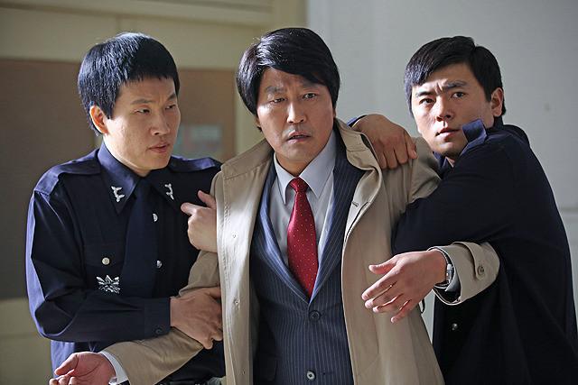 ソン・ガンホの「弁護人」の画像