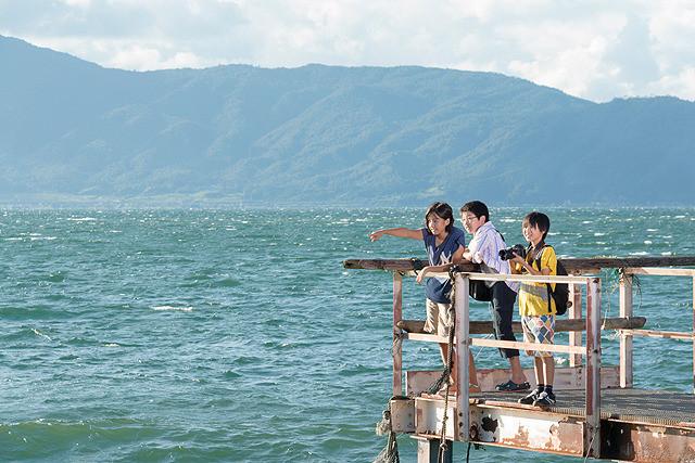 福家悠の「Mother Lake」の画像