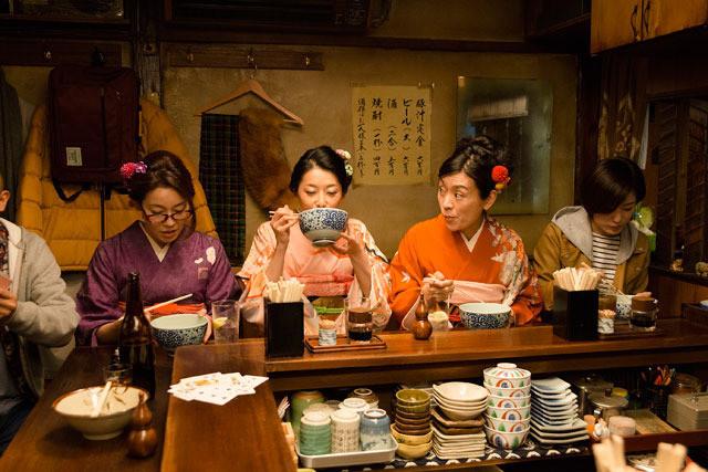 小林麻子の「続・深夜食堂」の画像