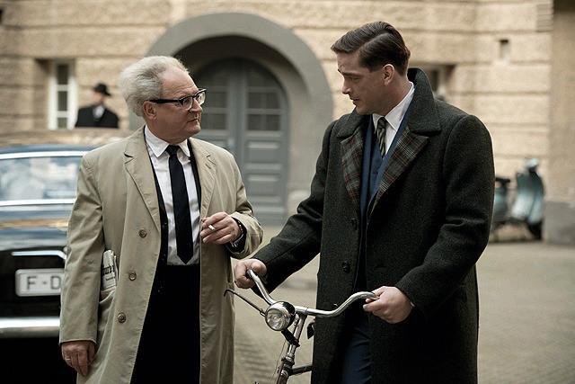 ブルクハルト・クラウスナーの「アイヒマンを追え! ナチスがもっとも畏れた男」の画像
