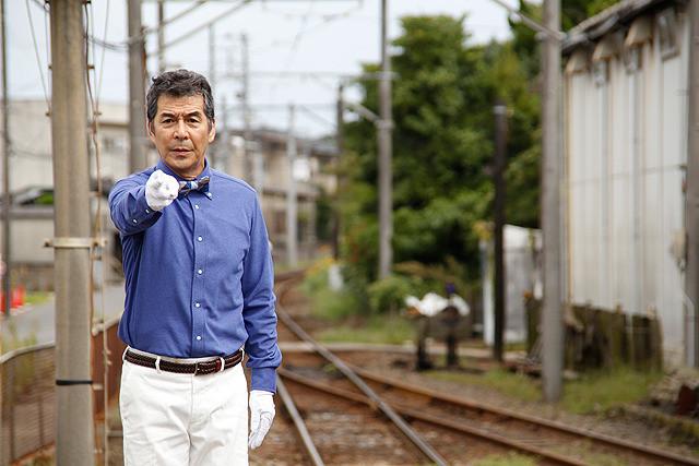 井上順の「トモシビ 銚子電鉄6.4kmの軌跡」の画像