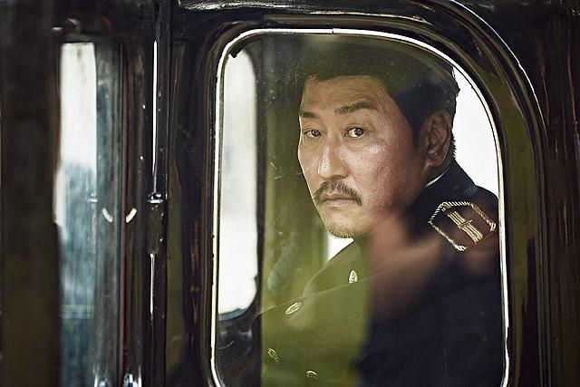 ソン・ガンホの「密偵」の画像