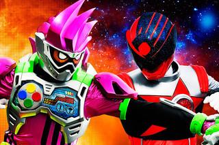 仮面ライダー×スーパー戦隊 超スーパーヒーロー大戦の予告編・動画