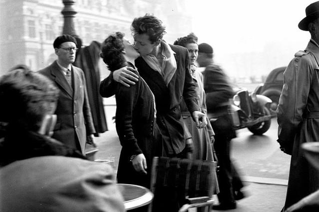 パリが愛した写真家 ロベール・ドアノー 永遠の3秒