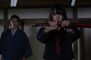 阿修羅少女(アシュラガール) BLOOD-C 異聞