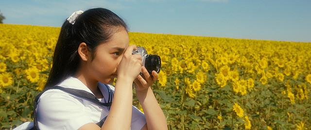 白波瀬海来の「写真甲子園 0.5秒の夏」の画像