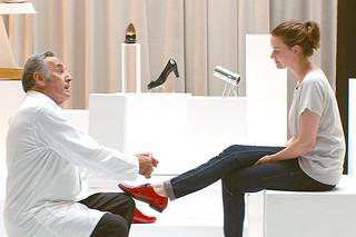 ジュリーと恋と靴工場の予告編・動画