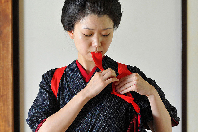 紅い襷 富岡製糸場物語