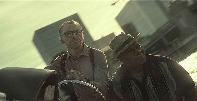 ビング・レイムスの「ミッション:インポッシブル フォールアウト」の画像