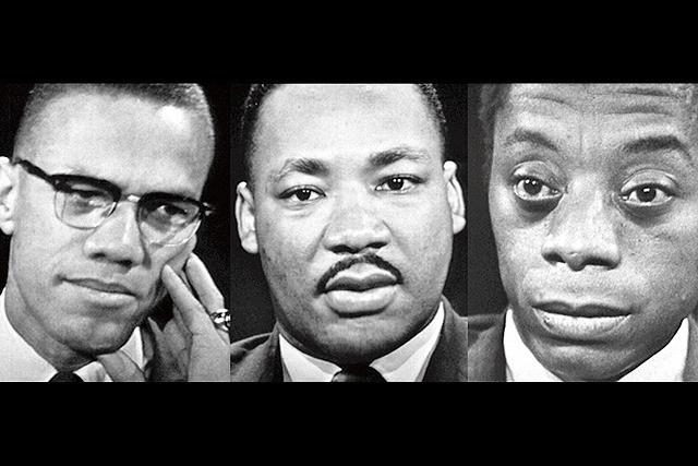 マーティン・ルーサー・キング・Jr.の「私はあなたのニグロではない」の画像