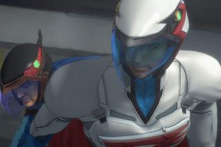 劇場版 Infini-T Force ガッチャマン さらば友よの予告編・動画