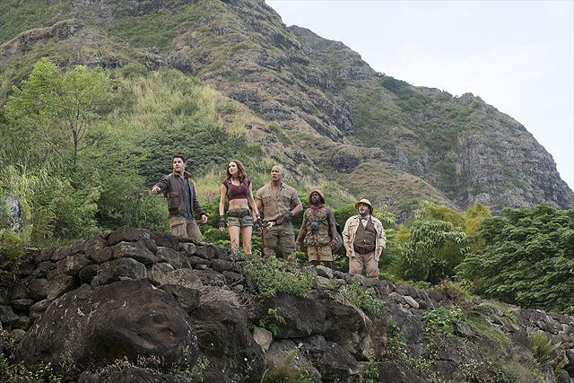 ケビン・ハートの「ジュマンジ ウェルカム・トゥ・ジャングル」の画像