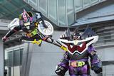 仮面ライダーエグゼイド トリロジー アナザー・エンディング PartIII 仮面ライダーゲンムVSレーザー