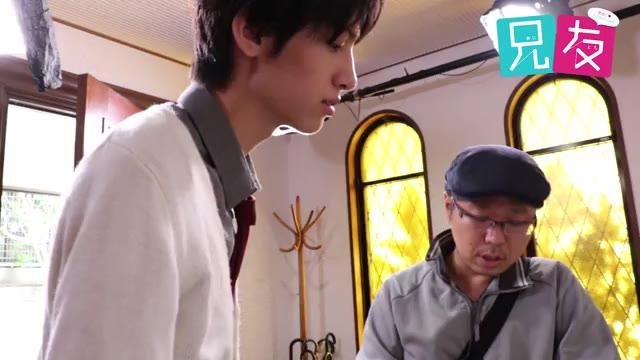 古川毅メイキング映像