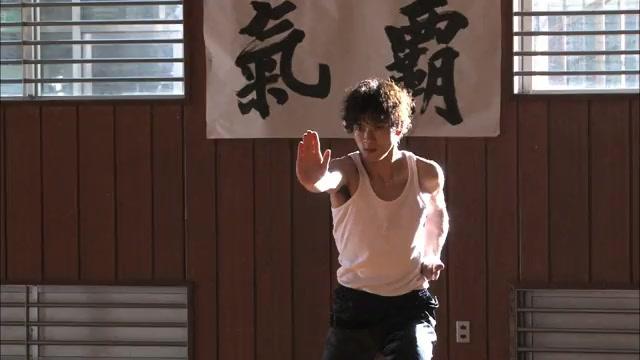 メイキング映像:カンフートレーニング&決闘シーン