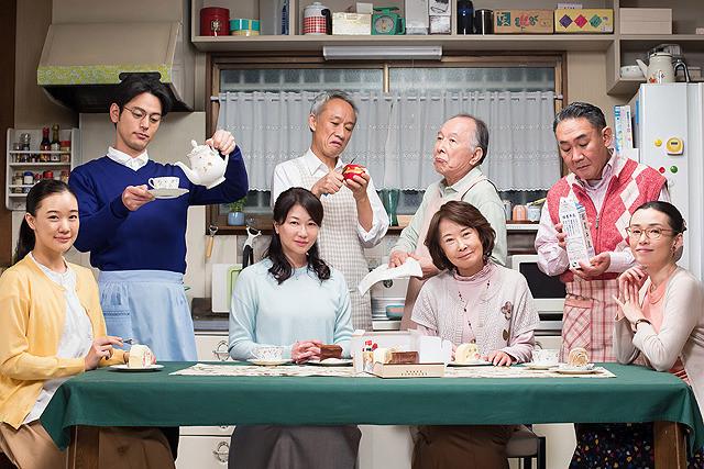 中嶋朋子の「妻よ薔薇のように 家族はつらいよIII」の画像