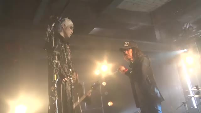 SIN+EX MACHiNA 「人類滅亡の歓び」 ライブシーン メイキング映像