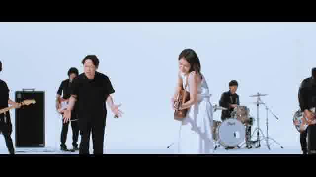 シン&ふうか「体の芯からまだ燃えているんだ」ミュージックビデオ(ショートver.)