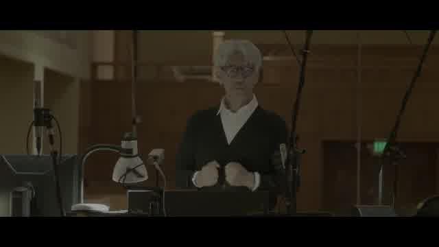 坂本龍一 音楽メイキング映像
