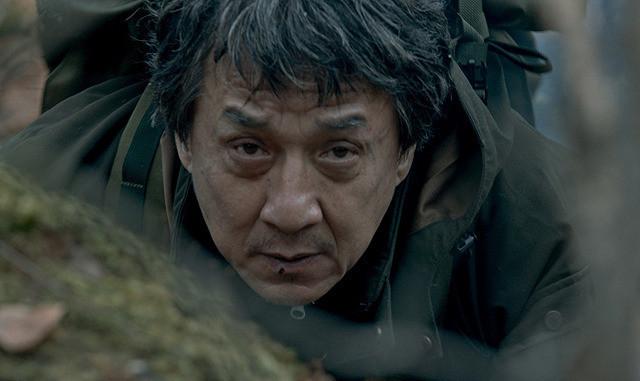 ジャッキー・チェンの「ザ・フォーリナー 復讐者」の画像