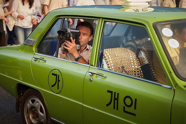 トーマス・クレッチマンの「タクシー運転手 約束は海を越えて」の画像