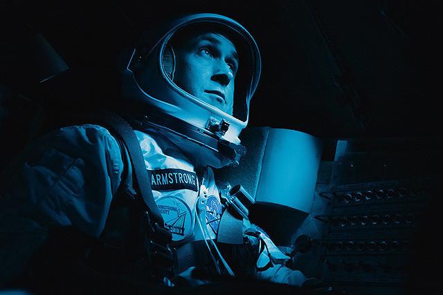 ライアン・ゴズリングの「ファースト・マン」の画像
