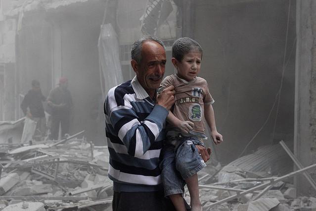 シリアからの叫び