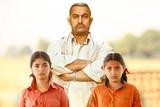 ダンガル きっと、つよくなるの映画評論『インドの頑固親父と強い娘たちが心を震わせる、熱いメッセージ満載映画』