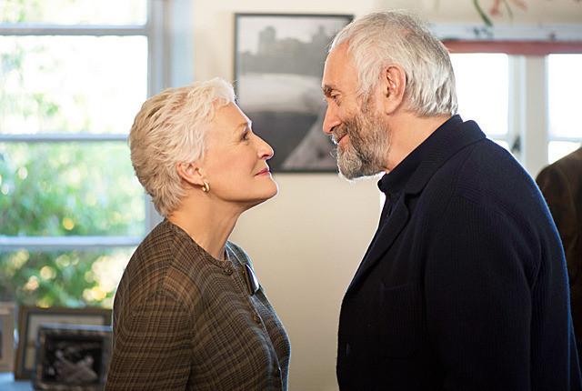 グレン・クローズの「天才作家の妻 40年目の真実」の画像