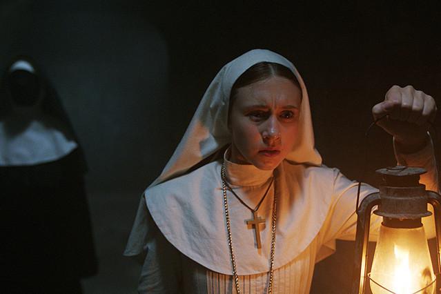 死霊館のシスター