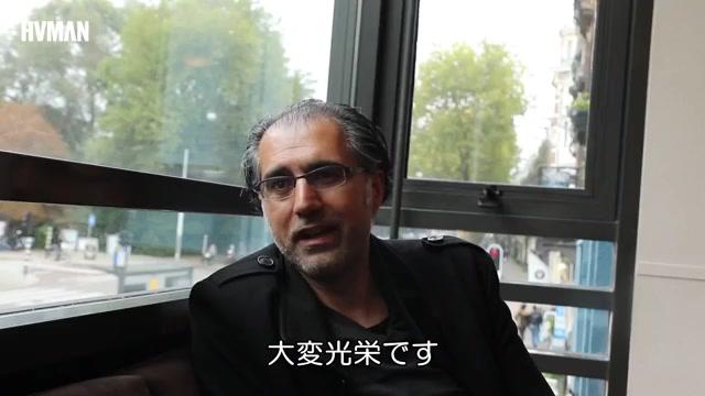 インタビュー映像:ラベー・ドスキー監督