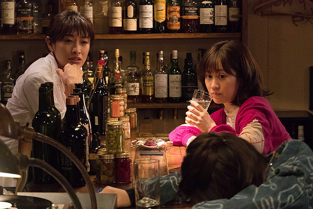 山田優の「食べる女」の画像