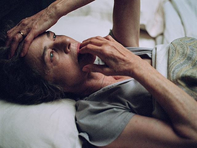 シャーロット・ランプリングの「ともしび」の画像