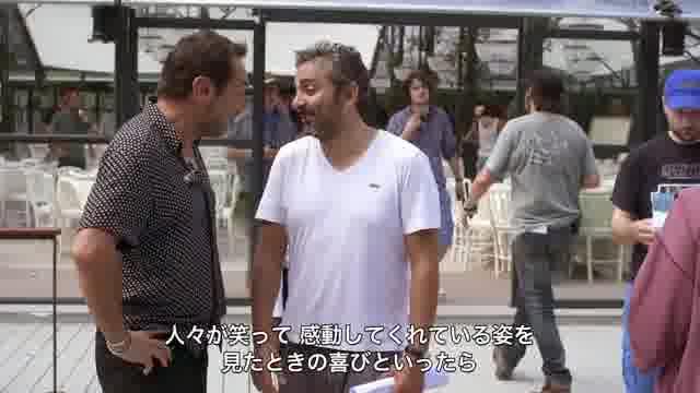 特別映像:コメディ編