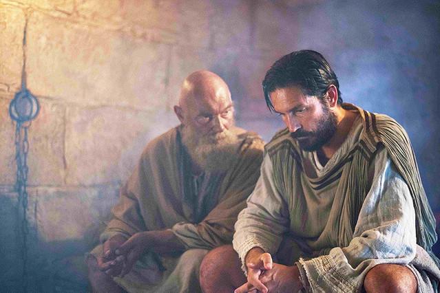民衆の前に現れたキリスト
