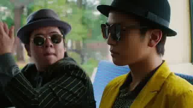 「ファンキー」予告編
