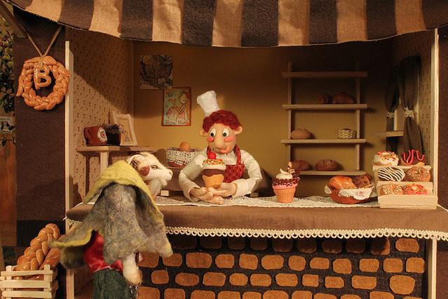 パン屋のビリー