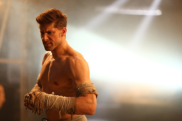 アラン・ムーシの「キックボクサー ザ・リベンジ」の画像