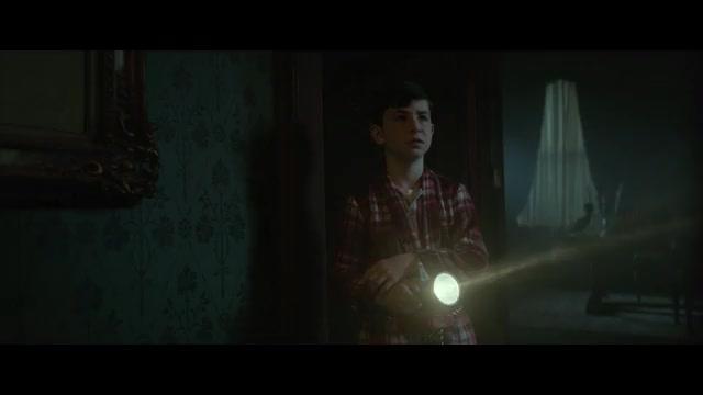 本編映像(吹き替え版)2:ルイスの夜の屋敷探検