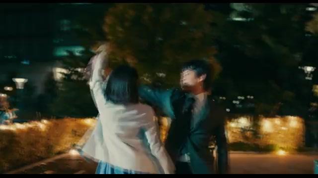 本編映像:静香と村上のダンスシーン