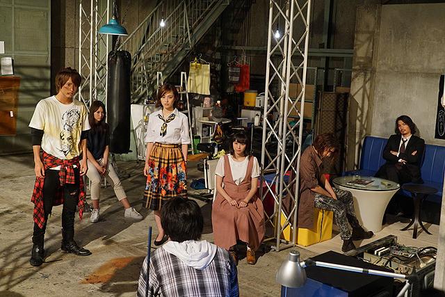 永尾まりやの「ビルド NEW WORLD 仮面ライダークローズ」の画像