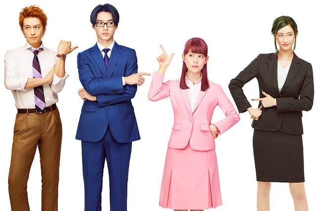 ヲタクに恋は難しい  作品情報 , 映画.com